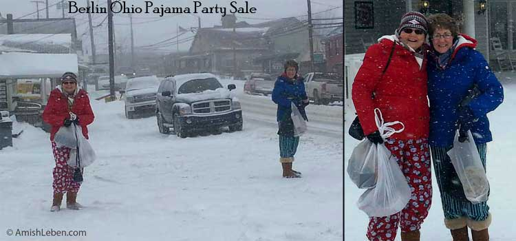 Pajama-Party-Sale-Berlin-Ohio