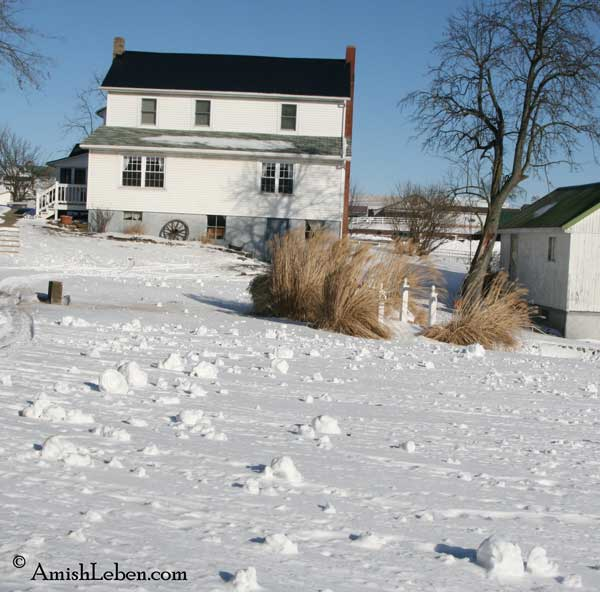 Snow-Rollers-in-Amish-Country-Schrocks-Amish-Farm
