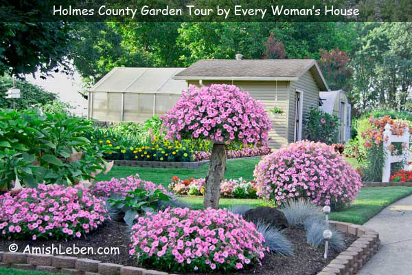 Holmes County Garden Tour by Every Woman's House